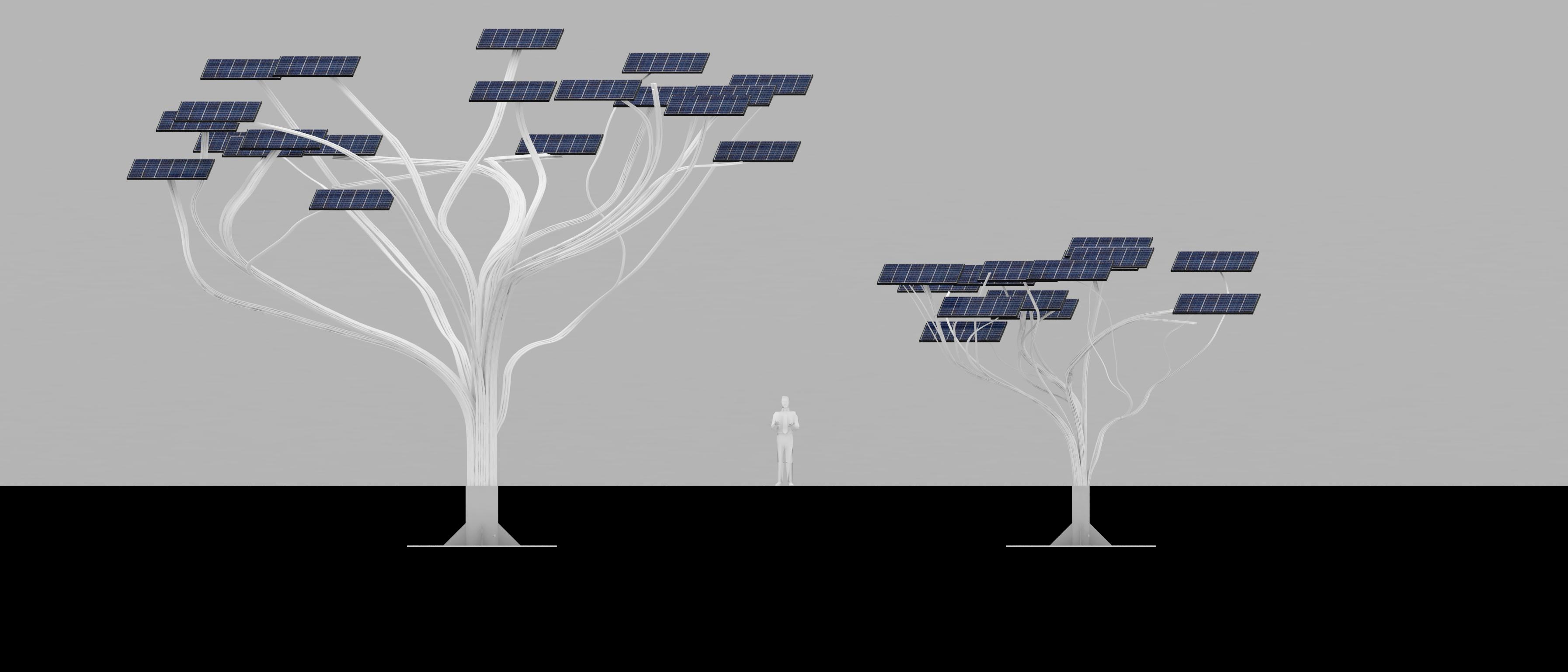 "Permalink to:""Solar Tree"""
